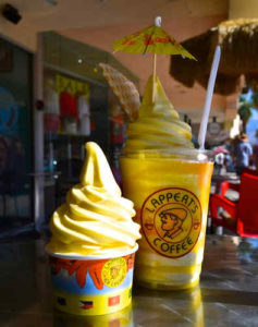 Lappert's Ice Cream & Dole Whip Downtown Palm Springs