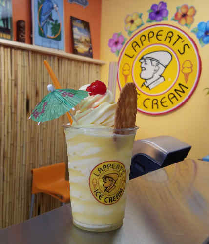 Lappert's Ice Cream Downtown Palm Springs