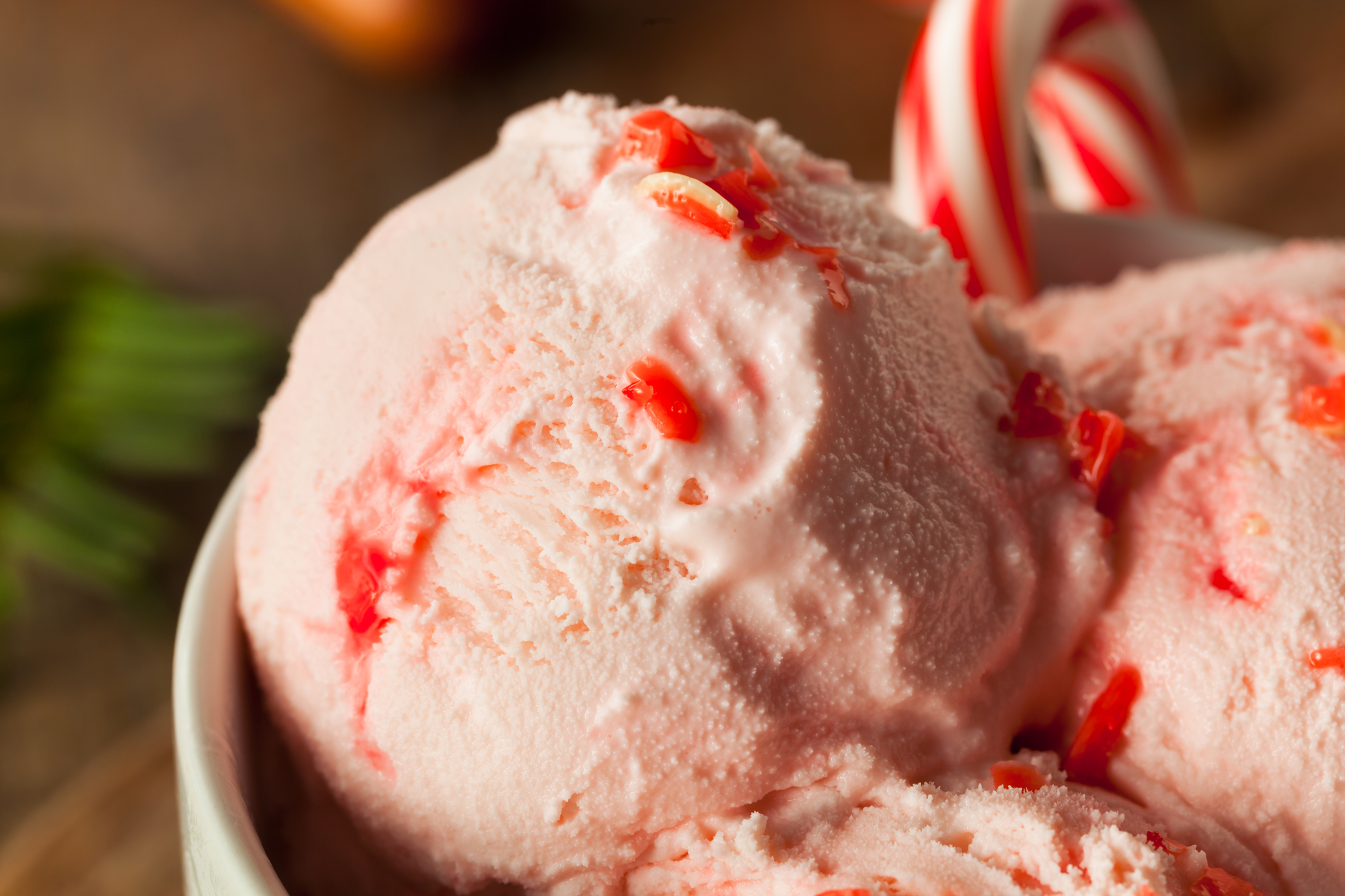 Peppermint Stick Ice Cream