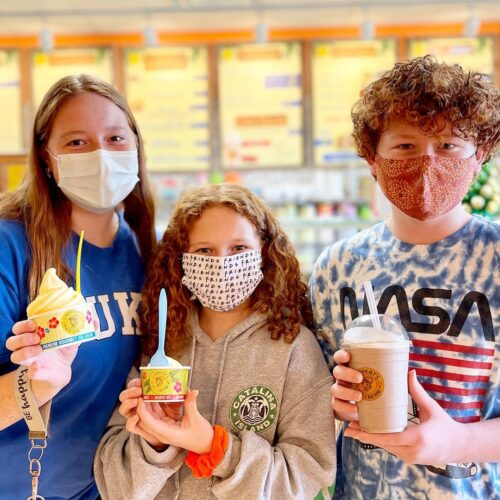Palm Springs Ice Cream
